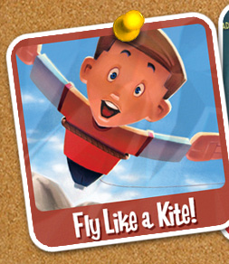 Fly Like a Kite!