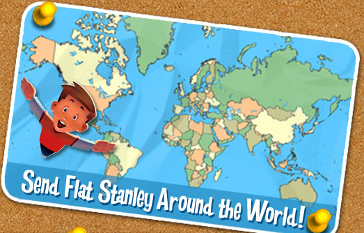 Send Flat Stanley around the World!