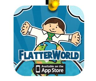 Flat Stanley Flatter World App